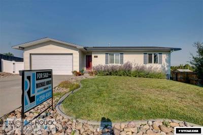 Casper WY Single Family Home New: $209,900