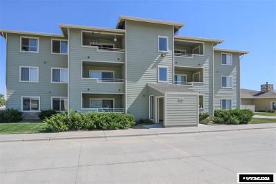 Casper WY Single Family Home For Sale: $124,900