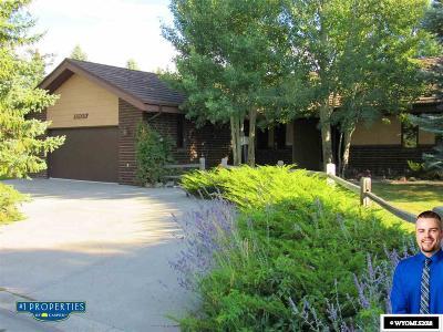 Casper WY Single Family Home New: $410,000