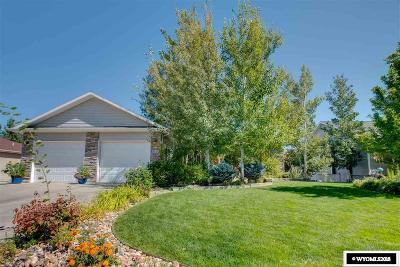 Casper WY Single Family Home For Sale: $475,000