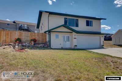 Casper Single Family Home For Sale: 2261 Shumway