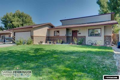 Casper WY Single Family Home For Sale: $250,000