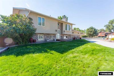 Casper WY Single Family Home New: $244,900