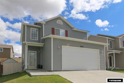 Casper WY Single Family Home For Sale: $212,250