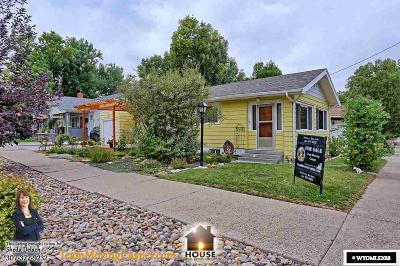 Casper WY Single Family Home New: $159,900