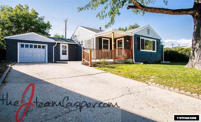 Casper Single Family Home New: 1414 S Lowell