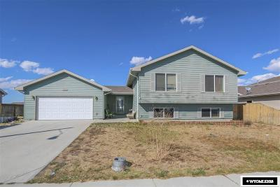 Bar Nunn Single Family Home For Sale: 1816 Sioux