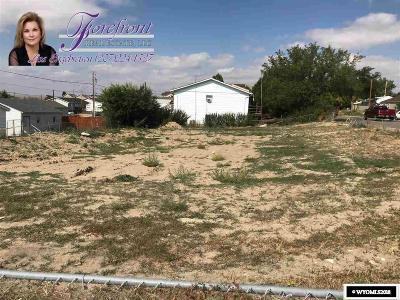 Casper Residential Lots & Land For Sale: 1142/1138 S Nebraska