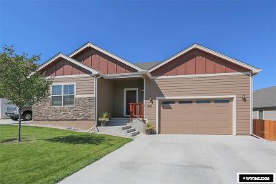 Casper Single Family Home For Sale: 3014 Indian Springs