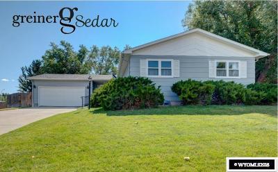Casper Single Family Home For Sale: 3941 Swanton