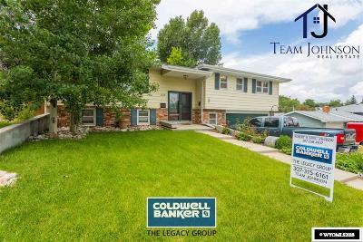 Casper Single Family Home For Sale: 3220 Green Meadows