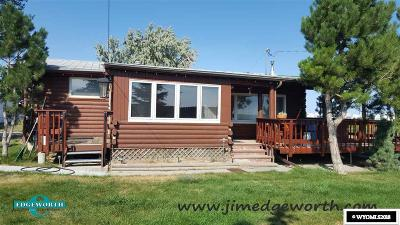 Casper WY Single Family Home Pending-Continue To Show: $235,000