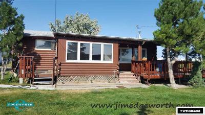Casper Single Family Home New: 3720 Squaw Creek