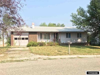Buffalo Single Family Home For Sale: 715 Fullerton