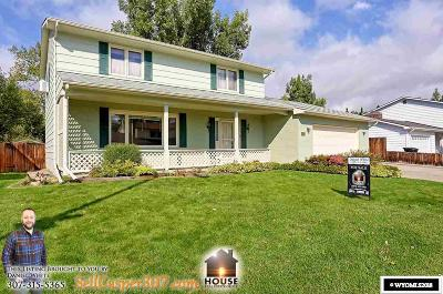 Casper WY Single Family Home New: $240,000