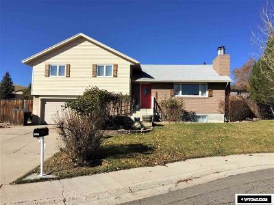 Kemmerer Single Family Home For Sale: 1627 Antelope
