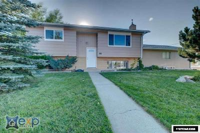 Casper WY Single Family Home New: $224,000