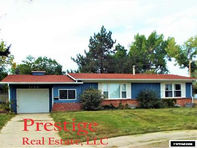 Casper WY Single Family Home New: $215,000