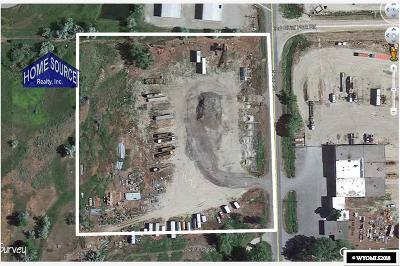 Lander Residential Lots & Land Pending-Continue To Show: 1291 N 2nd