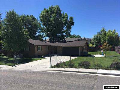 Green River Single Family Home For Sale: 160 Clear View