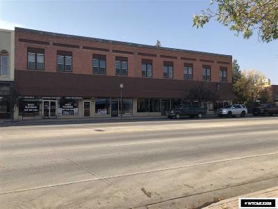 Lander Commercial For Sale: 345 - 351 Main