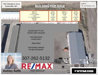 Evansville Commercial For Sale: 184 Western