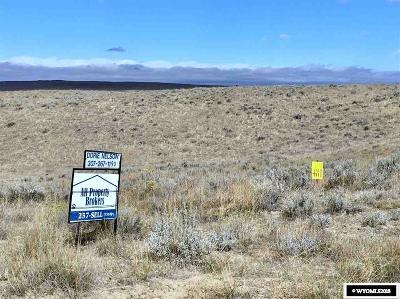 Casper Residential Lots & Land For Sale: Lot 481 Bb Brooks