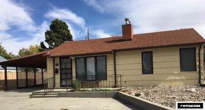 Casper Single Family Home For Sale: 137 N Minnesota