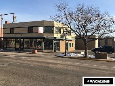 Casper Commercial For Sale: 220 E Midwest
