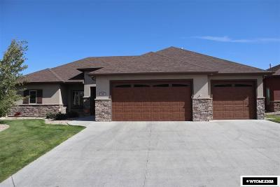 Casper Single Family Home For Sale: 1651 Blue Spruce