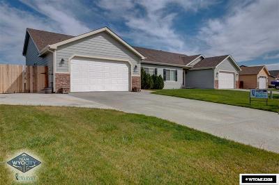 Casper Single Family Home For Sale: 4124 Dartford