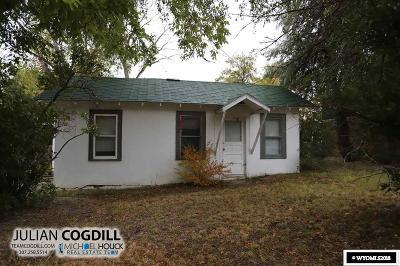 Casper Single Family Home For Sale: 1259 S Elk