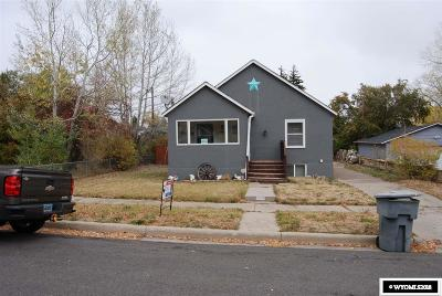 Evanston Single Family Home For Sale: 1024 Uinta St.