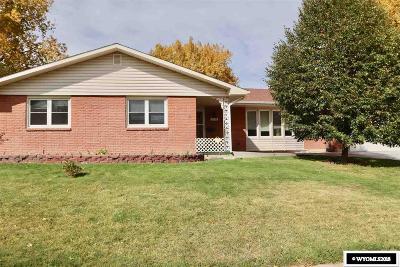 Glenrock, Alcova, Casper, Douglas, Evansville, Bar Nunn, Midwest Single Family Home For Sale: 3510 Carmel Drive