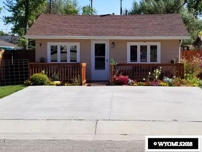 Buffalo Single Family Home For Sale: 349 S Tisdale
