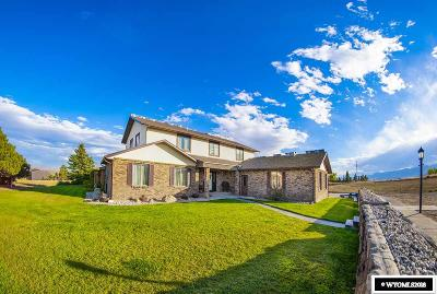 Buffalo WY Single Family Home For Sale: $695,000