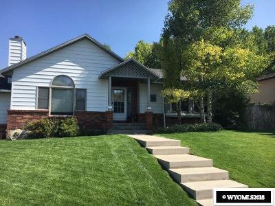 Green River Single Family Home For Sale: 2330 Mississippi St
