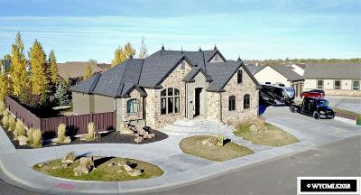 Rock Springs Single Family Home For Sale: 2401 Lacebark Ln.