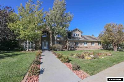 Casper Single Family Home For Sale: 5800 S Cedar