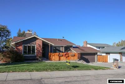 Casper WY Single Family Home For Sale: $269,900