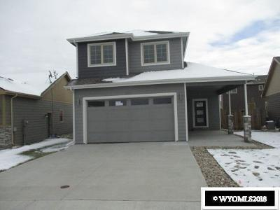 Casper WY Single Family Home For Sale: $266,000