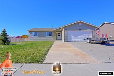 Casper WY Single Family Home For Sale: $209,900