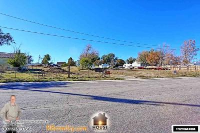 Casper Residential Lots & Land For Sale: 2659 Allendale
