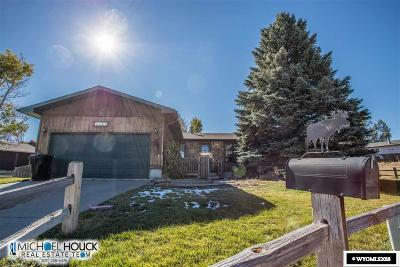 Casper Single Family Home New: 3599 Meadowlark