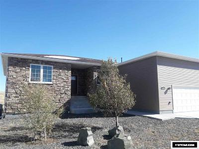 Casper WY Single Family Home For Sale: $334,000