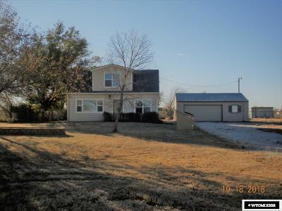 Evansville Single Family Home New: 656 N Mystery Bridge
