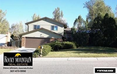 Casper Single Family Home For Sale: 3990 E 14th
