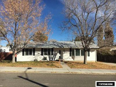 Green River Single Family Home For Sale: 265 Trail Drive