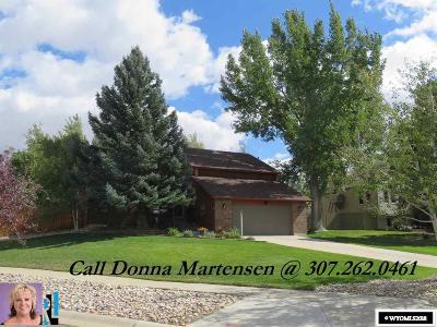 Casper Single Family Home For Sale: 4311 Moose