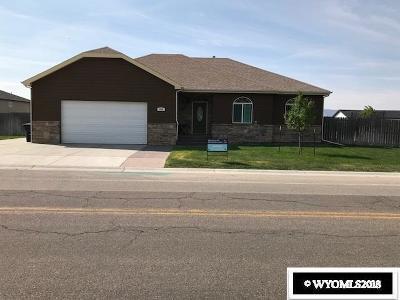 Casper Single Family Home For Sale: 1985 Sunset